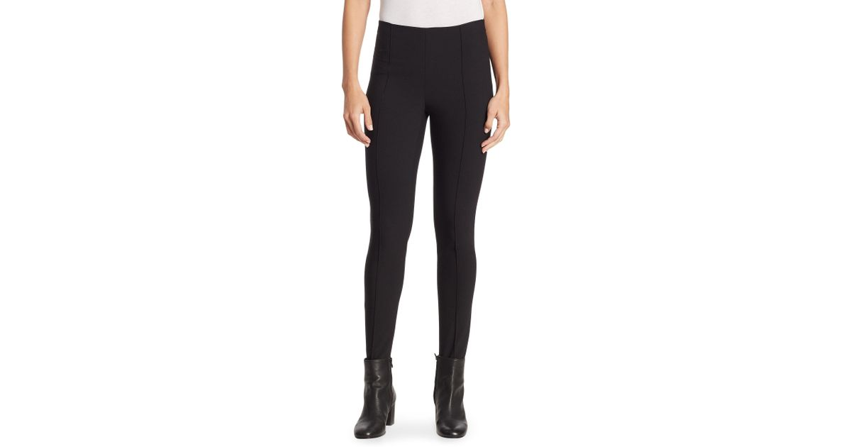 c2b2c218856f8 Vince Stirrup Pants in Black - Save 39% - Lyst