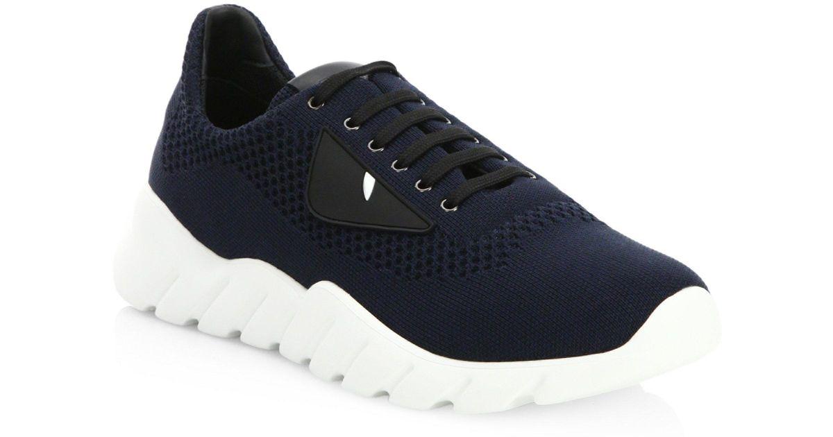 FendiKnit Bug Sneakers MFZPWmqOPq