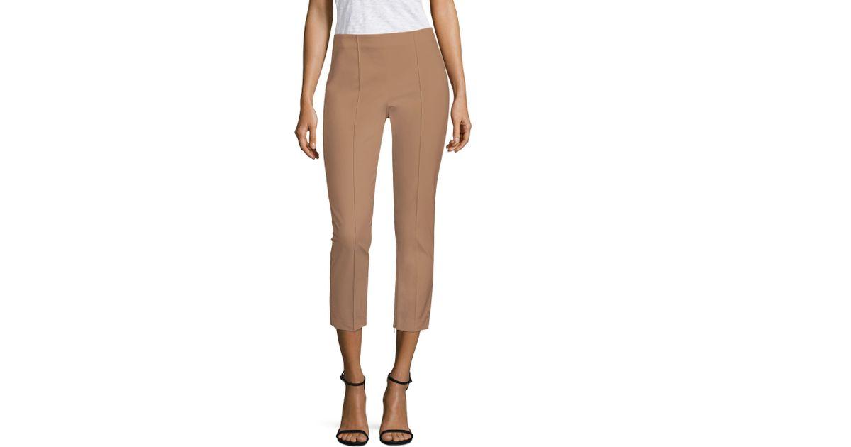 d15f1264af Theory Alettah Approach Skinny Pants - Lyst