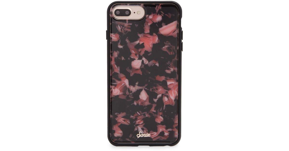 new concept 79b65 18fc6 Sonix Multicolor Rose Tortoise Iphone 8 Plus Phone Case