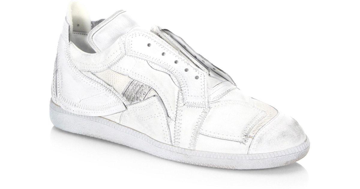 low top sneakers - White Maison Martin Margiela 4giBJ