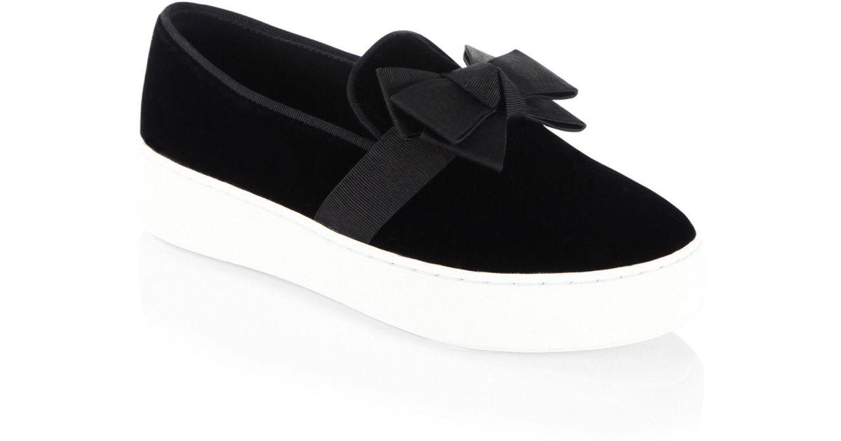 XRux78pKDK Val Velvet Sneakers