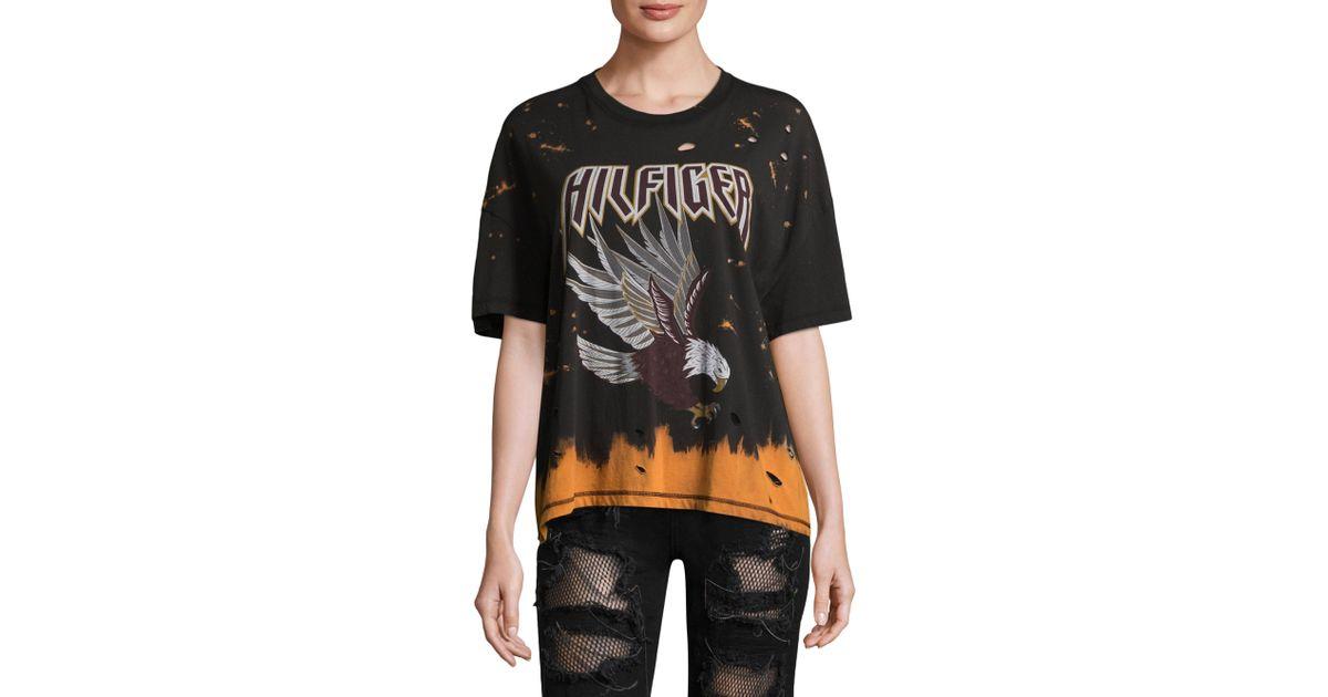 Camiseta Banda Grunge Colección Banda Colección Camiseta Hilfiger Camiseta Grunge Hilfiger HRxWrwSHUq