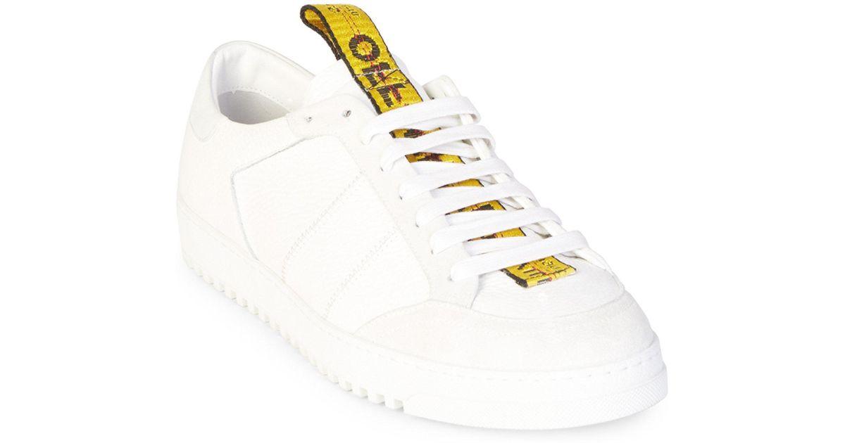 Off-White c/o Virgil Abloh Belt Leather