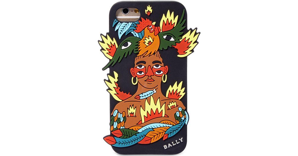 new style 933a7 0937b Bally Black X Swizz Beatz Iphone Case