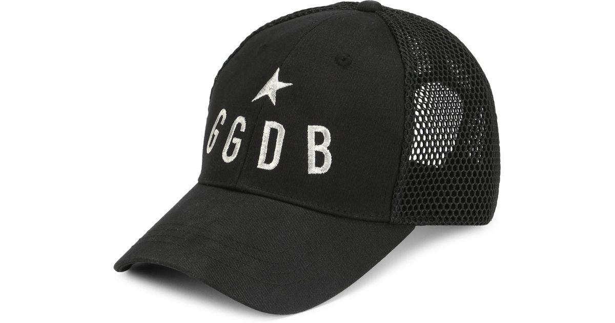 Ggdb In Logo Baseball Cap Deluxe Brand Golden Embroidered Goose D9EHYIW2