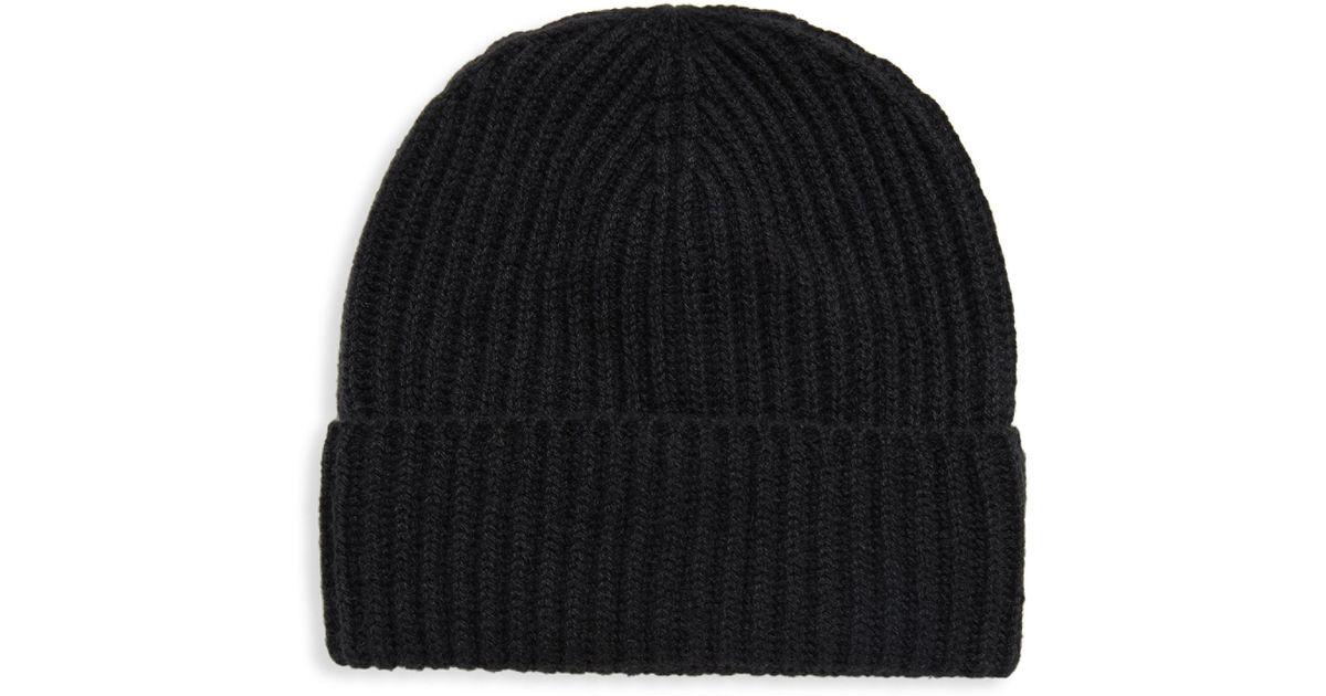 Indigo Knit Yarn-Dyed Beanie Jan-Jan Van Essche m0CtepdEL