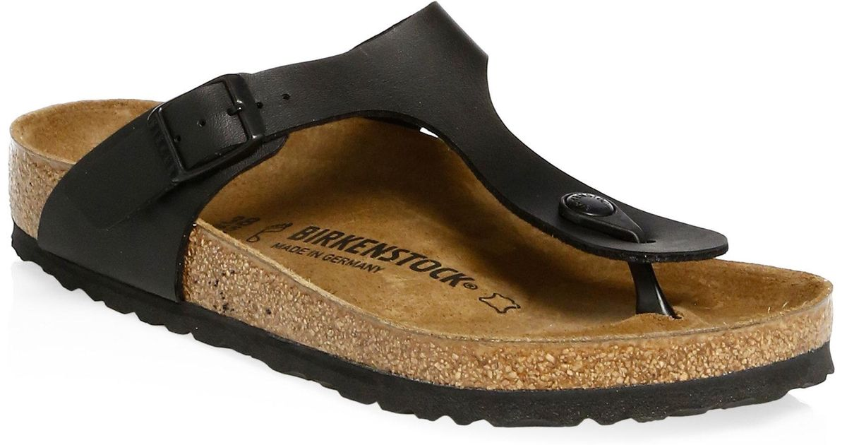 Birkenstock Gizeh Cork Thong Sandals ktqDhd
