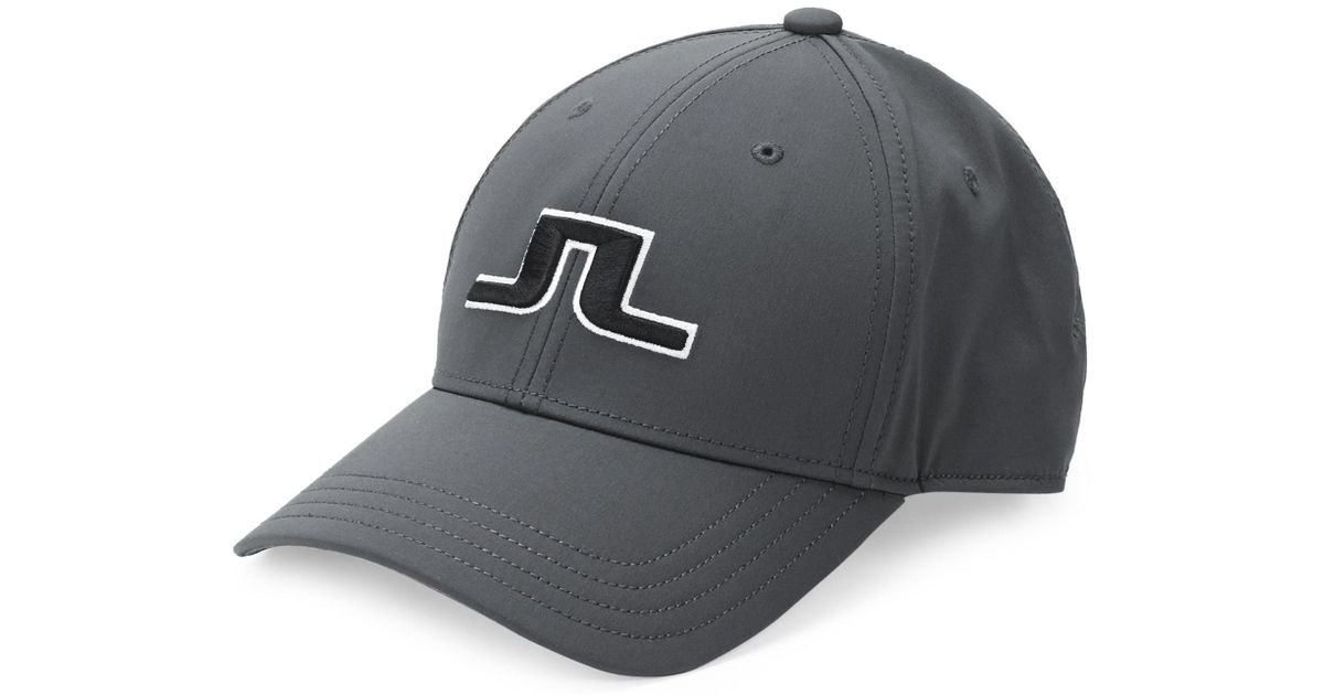 9638772c206 Lyst - J.Lindeberg Golf Angus Tech Stretch Baseball Cap in Gray for Men