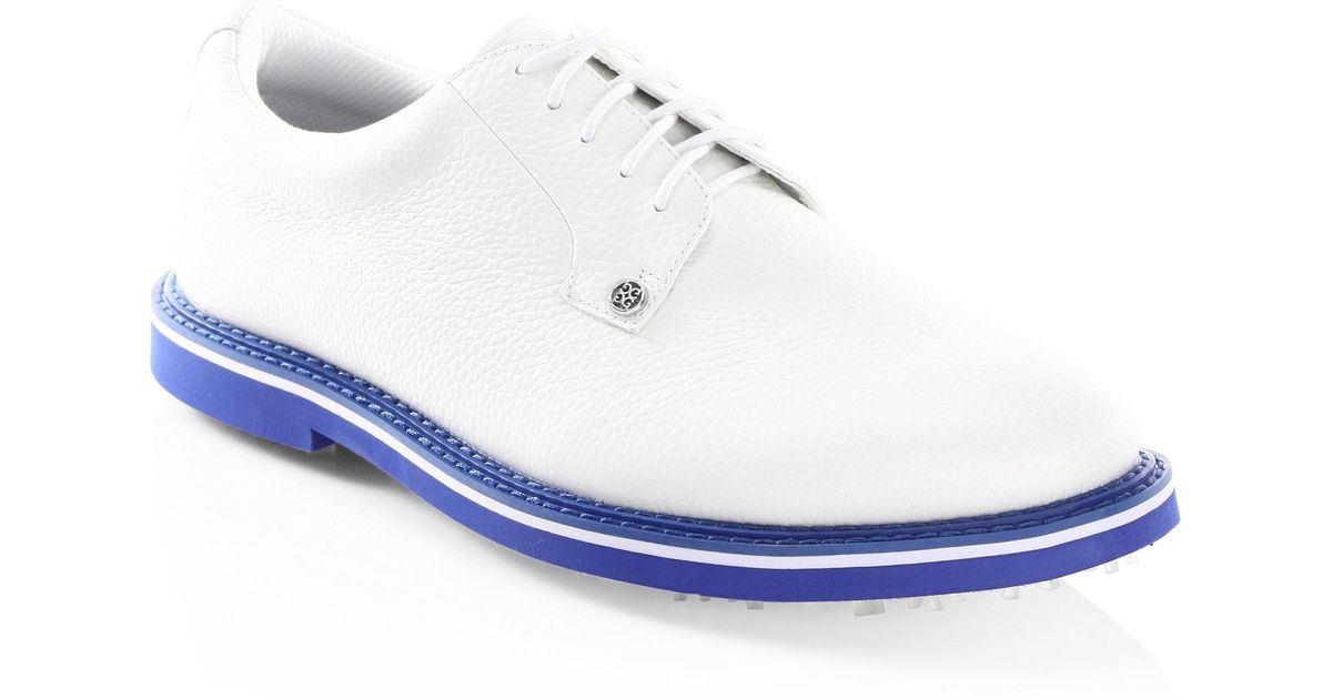 G/FORE Gallivanter Leather Golf Shoes