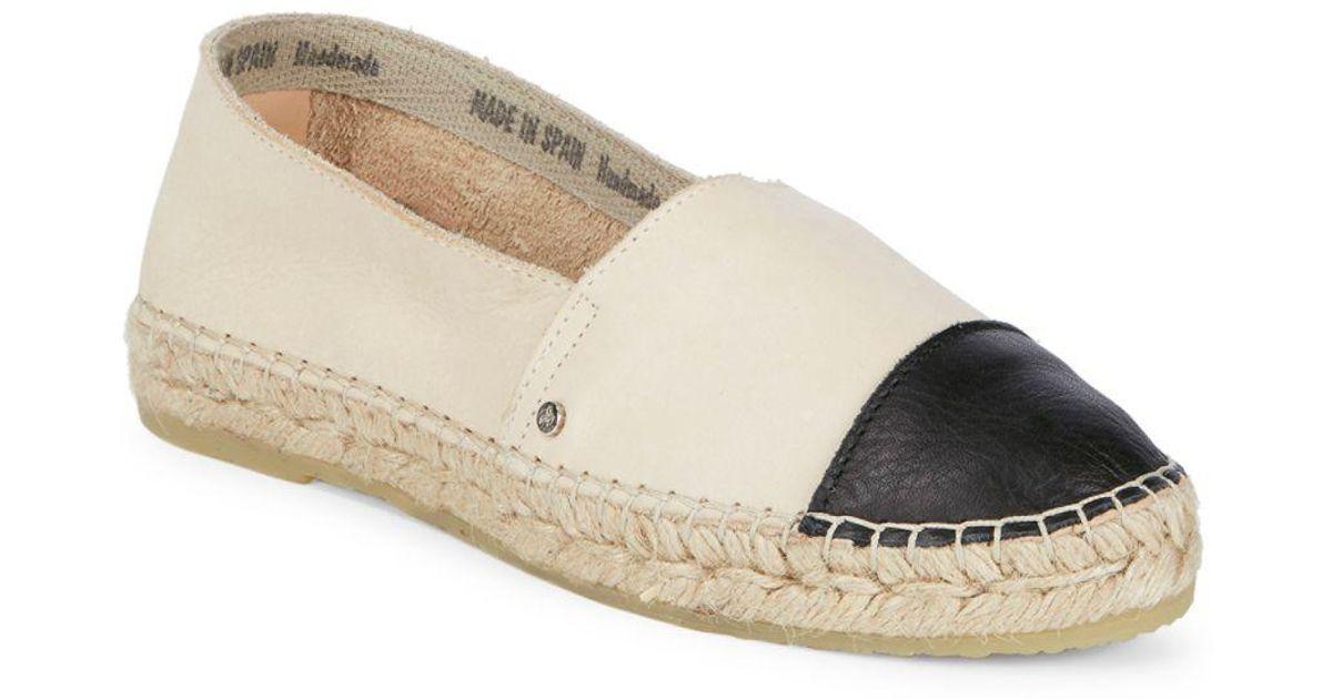 b328e7a6b Sam Edelman Lanza Espadrille Shoes - Lyst