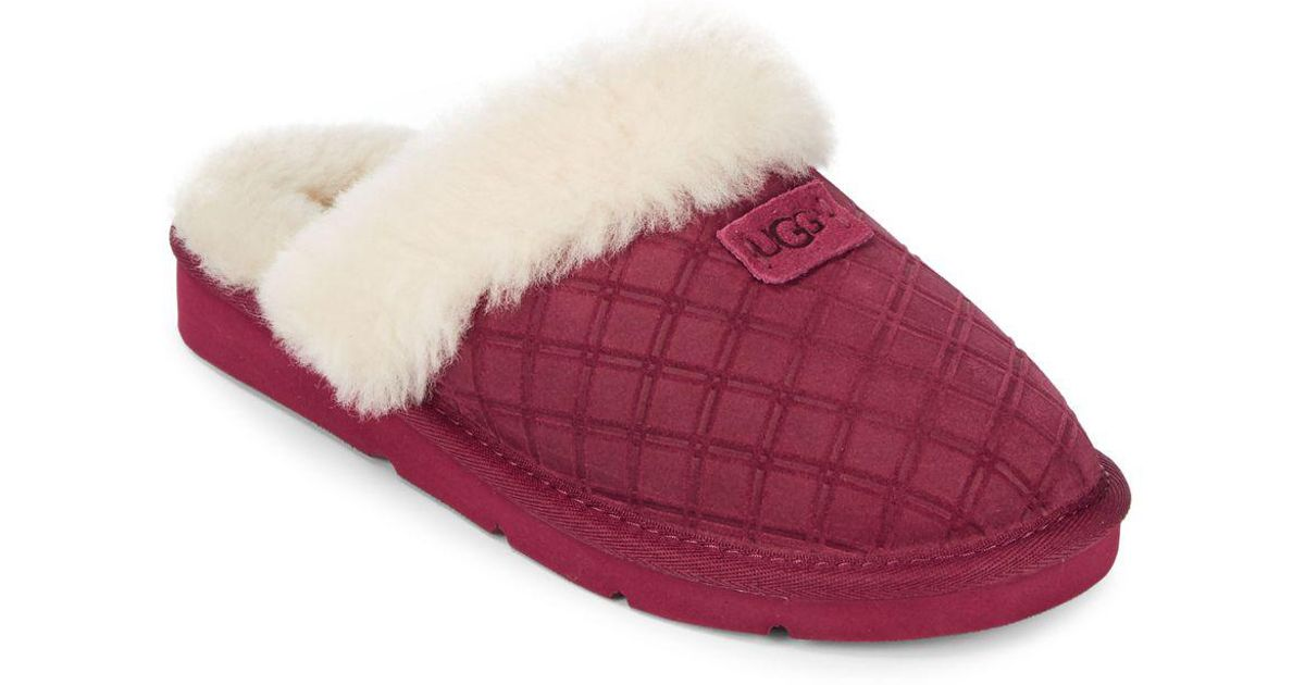 a6441ebb94a Ugg - Multicolor Cozy Double Diamond Slippers - Lyst