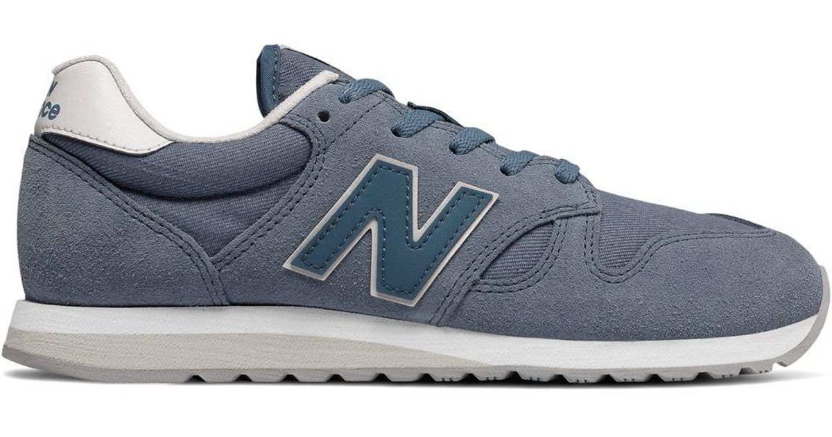 New Balance Suede 520 70s Running Shoes for Men - Lyst