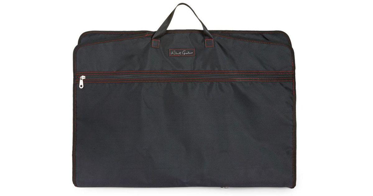 New and packaged Olive Robert Graham Garment Carrier Bag