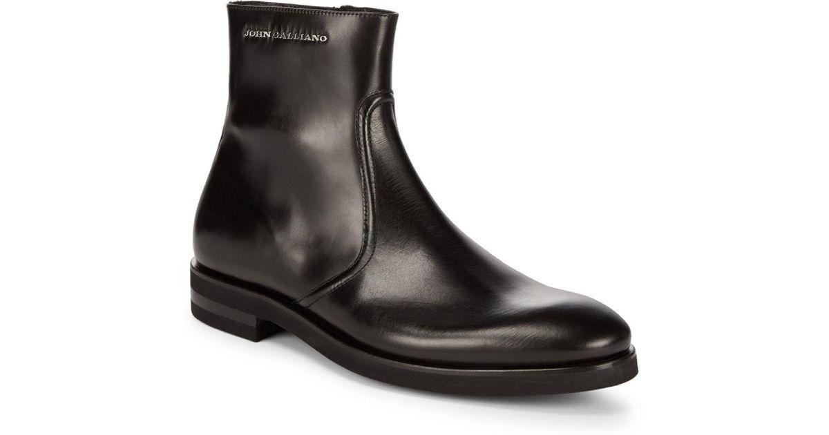 John Galliano Boots sBYIy