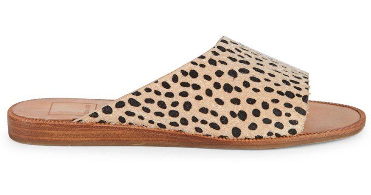Dolce Vita Synthetic Peigi Leopard