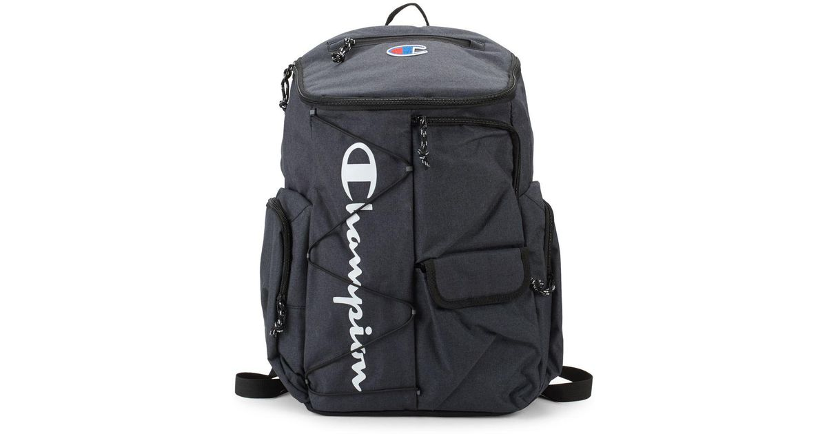 208f55b9d4 Lyst - Champion Forever Champ Utility Backpack in Black
