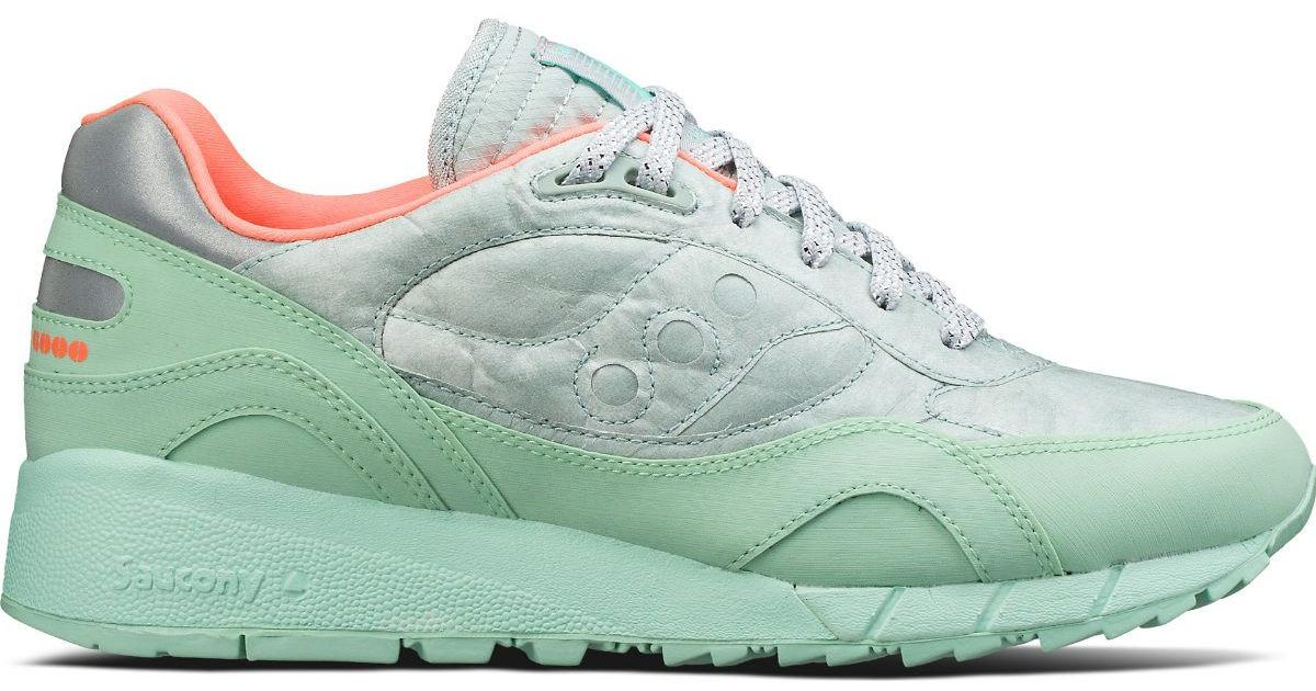 detailed look af5cc 04354 Saucony Blue Shadow 6000 Md Space for men