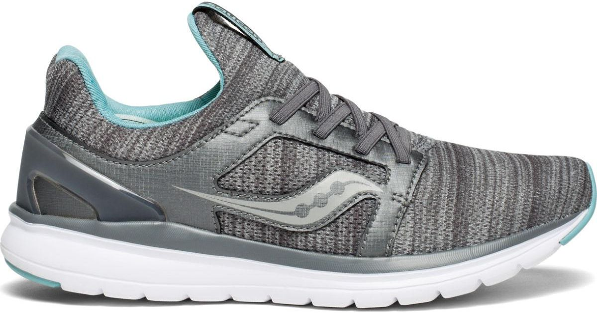 Lyst Gray Stretchamp; Saucony In Go Ease hCrsQdt
