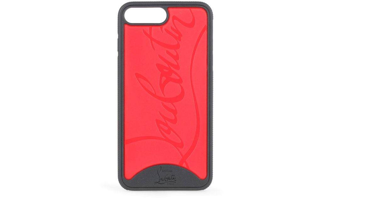 Christian Louboutin Cover iphone 7 plus loubiphone sneakers case