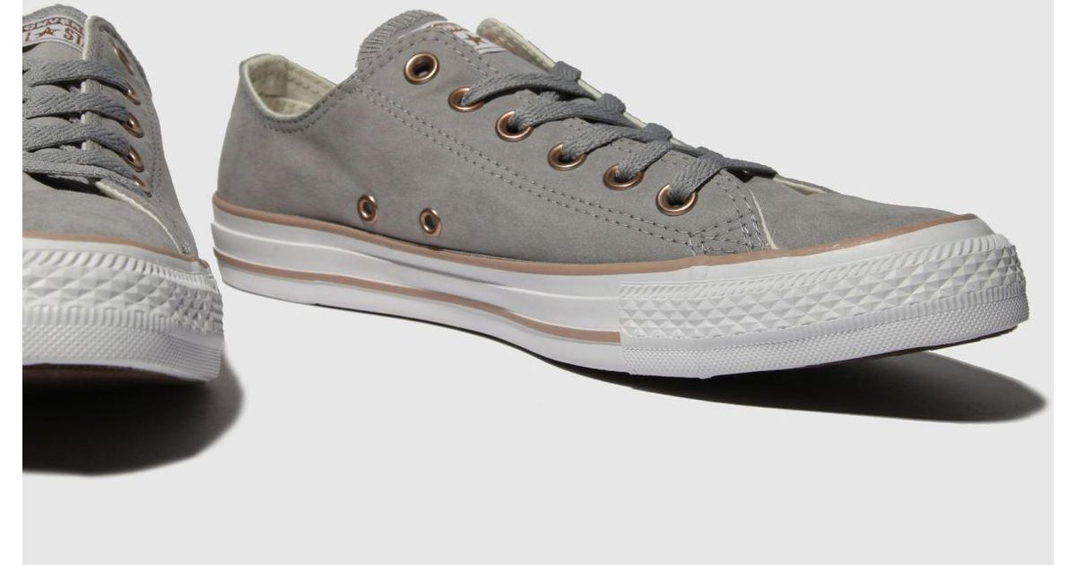 Converse All Star Peached Canvas Ox