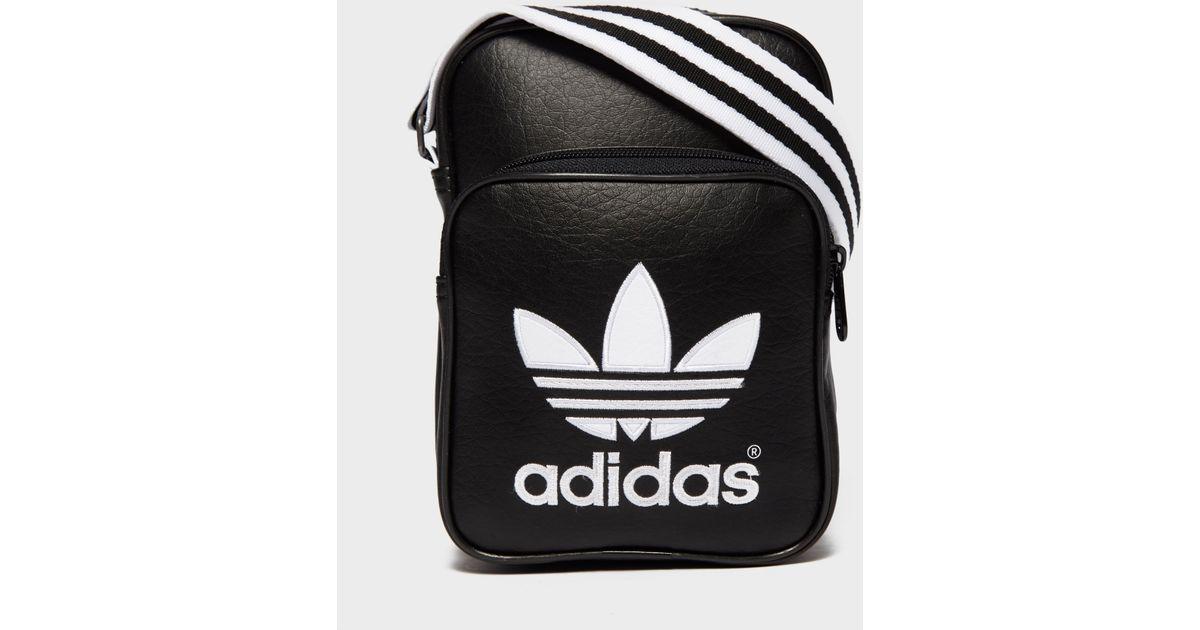 be58e0b8c3 Lyst - adidas Originals Small Items Bag in Black for Men