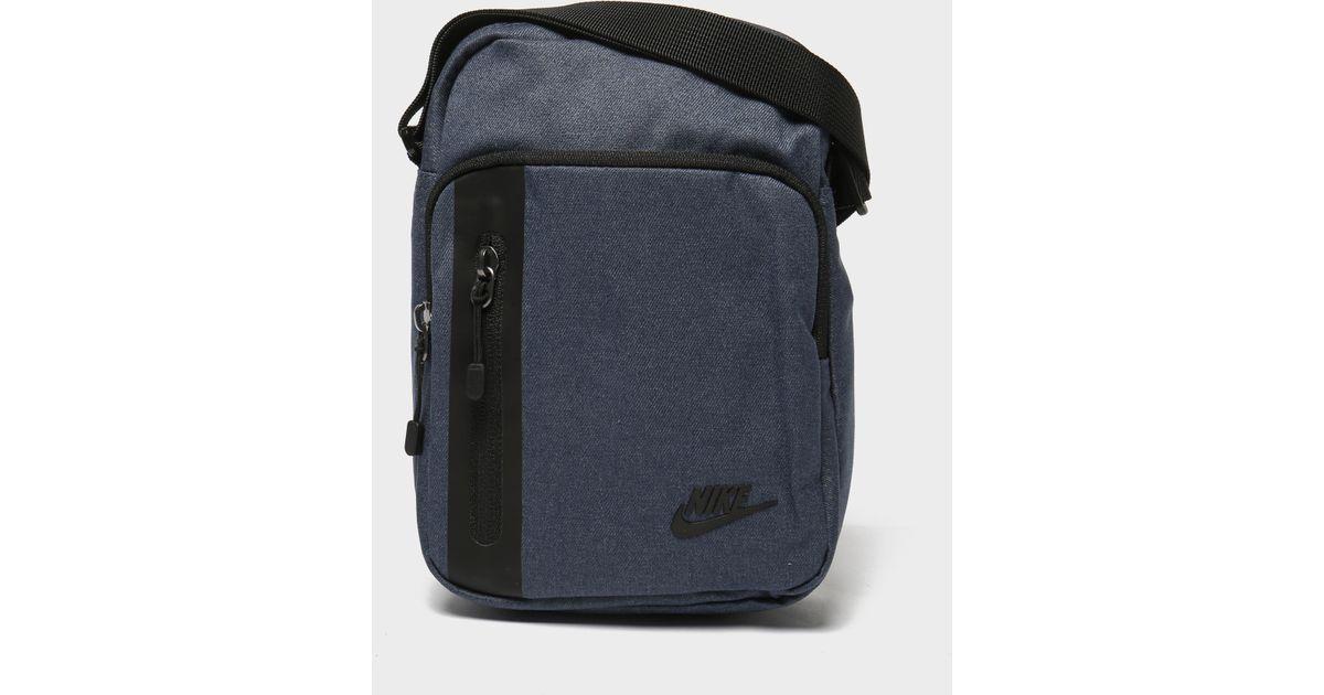pellizco eliminar Afirmar  Nike Synthetic Core Small Crossbody Bag in Blue for Men - Lyst