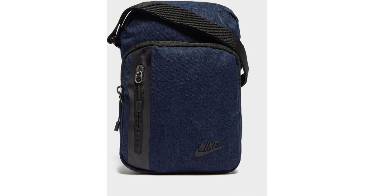Nike Synthetic Core Small Items 3 0 Bag In Blue For Men Lyst