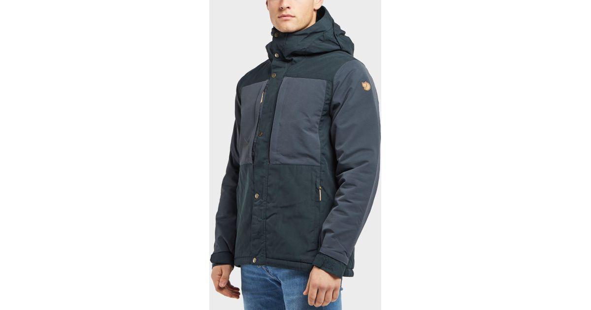 Jacket Stretch Men For Ovik Blue Padded Fjallraven AL3jq54R