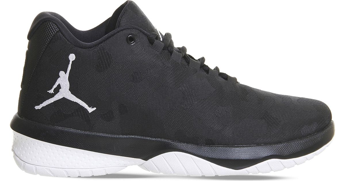 Nike Jordan B. Fly Sneakers in Black