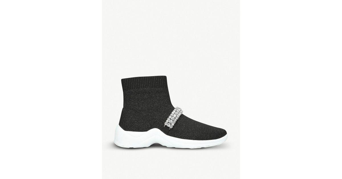 Kurt Geiger Linford Sock Stretch-knit