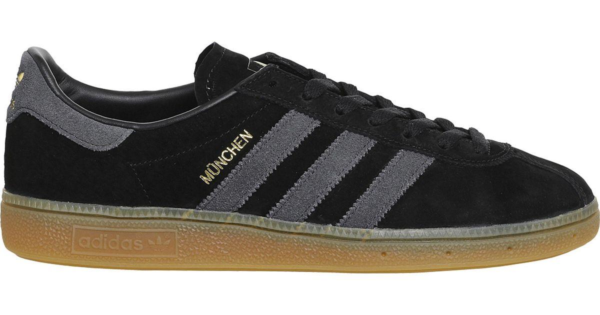 adidas originals münchen sneaker low