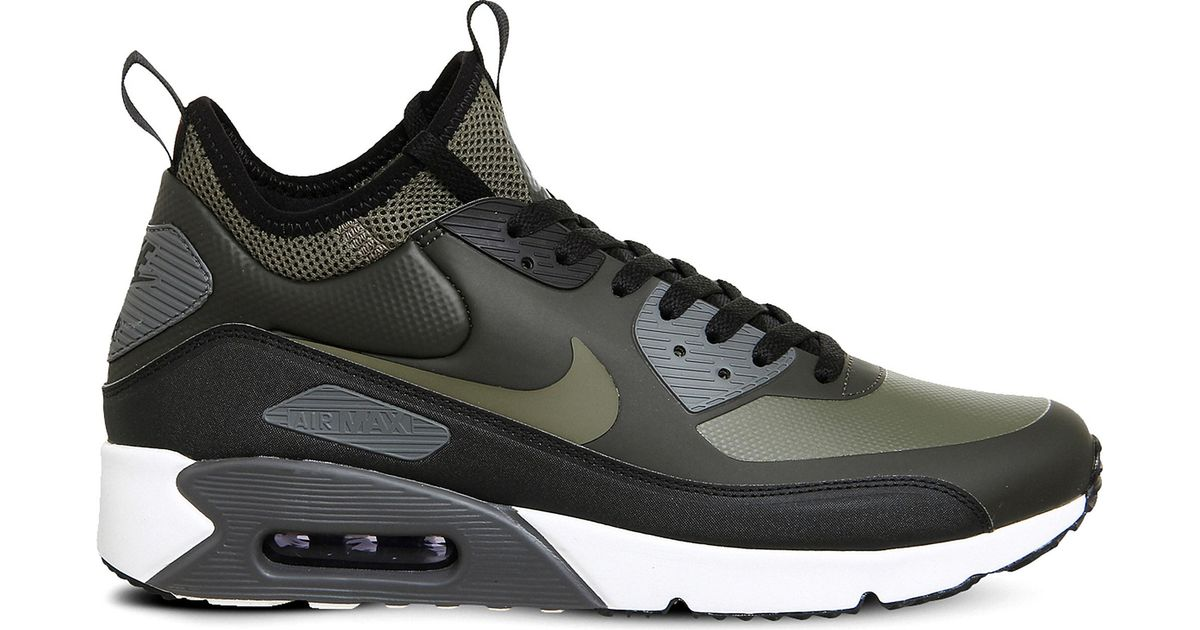 Nike Rubber Air Max 90 Mid Winter