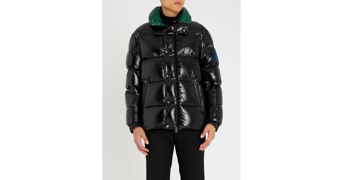 1ea063b62 Moncler Black 2 1952 Padded Shell-down Jacket for men