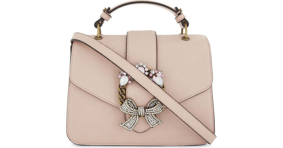 d2e419582a2 Lyst - ALDO Telawen Shoulder Bag in Pink