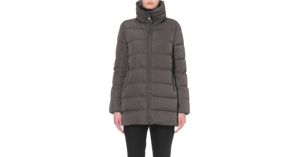 425132ffc Moncler Gray Petrea Quilted Shell Jacket