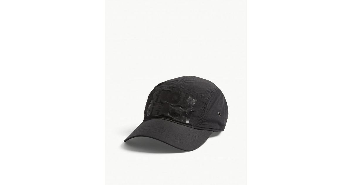 d7d7674af Polo Ralph Lauren Black Snow Beach Baseball Cap for men