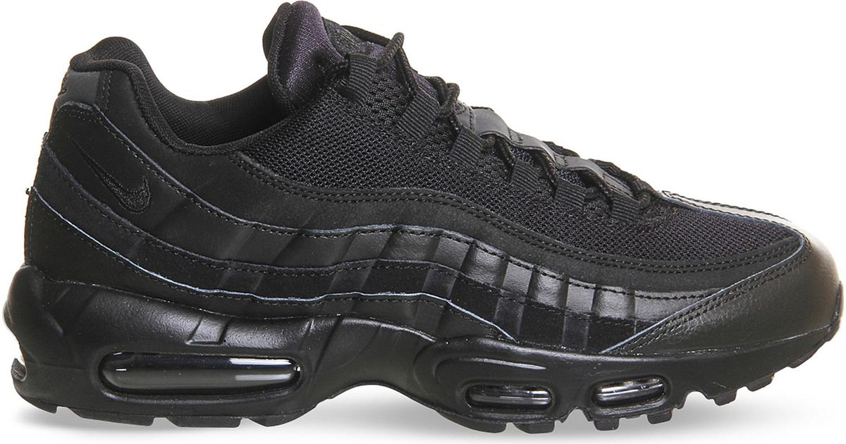 nike air max 95 leather