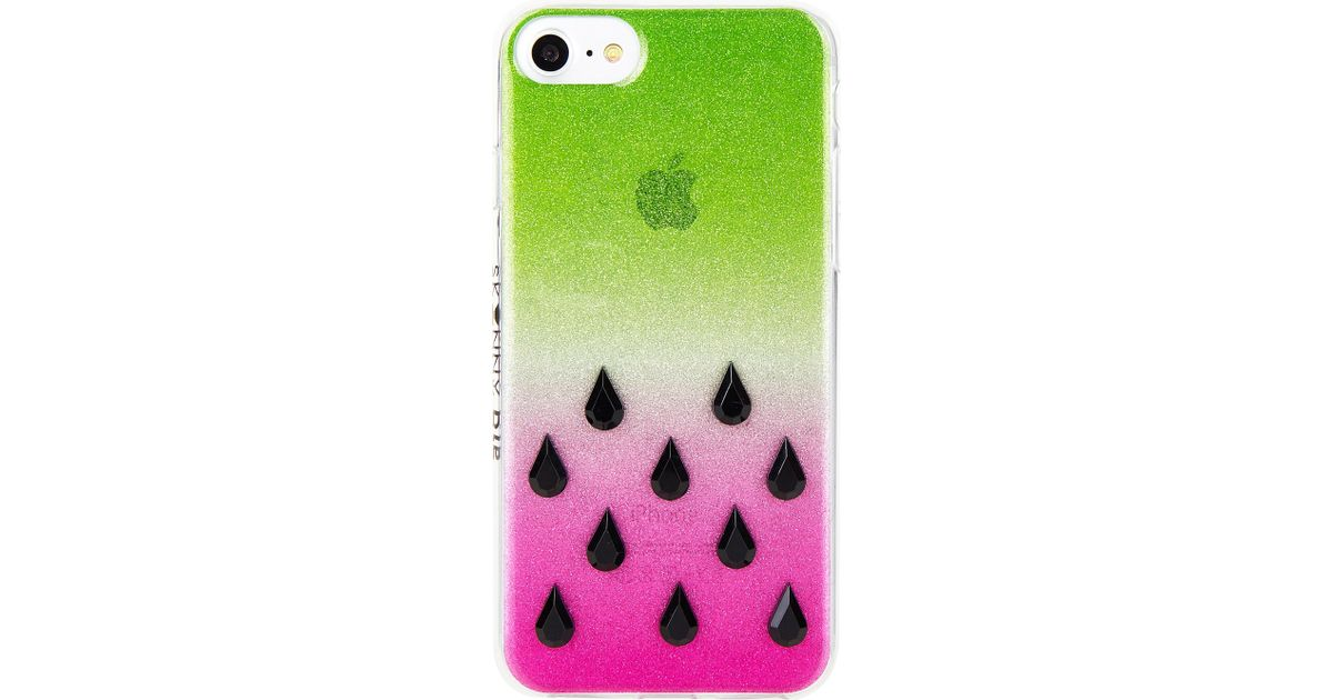 official photos da67b 8ad40 Skinnydip London Green Juicy Watermelon Iphone 6 And 7 Plus Case