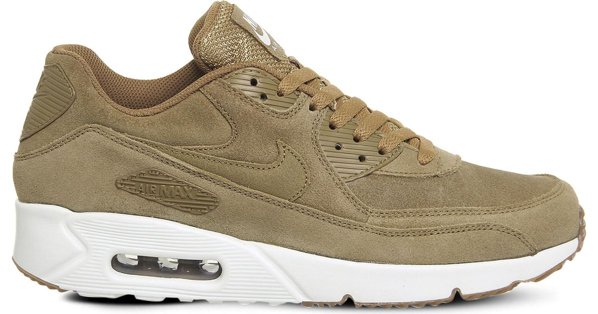59c47444c0 Lyst - Nike Air Max 90 Ultra 2.0 Suede Trainers