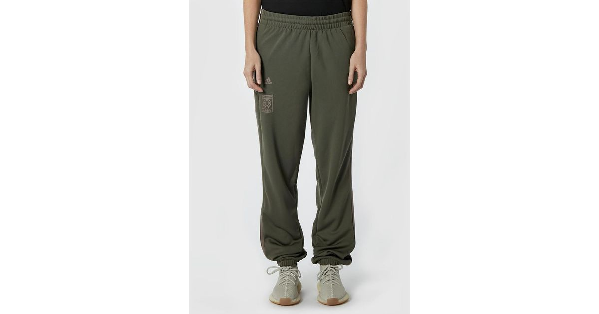54d8812f0e753 Lyst - adidas Calabasas Track Pant in Green for Men