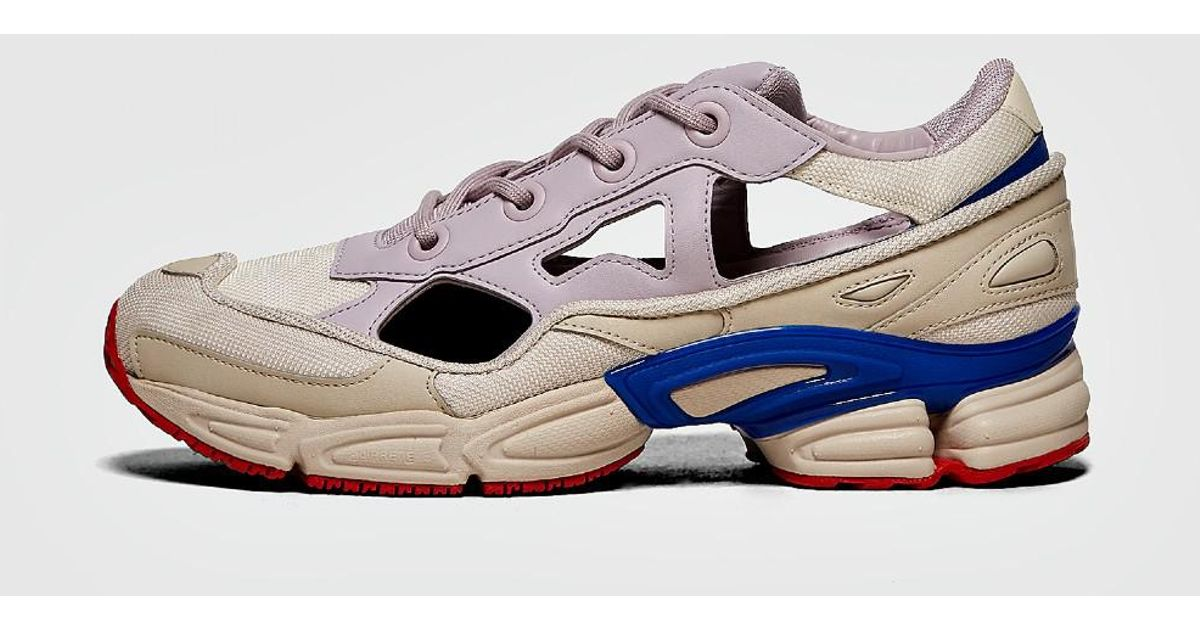 b1d4a0b8aac Lyst - adidas By Raf Simons Replicant Ozweego  usa  Pack Trainer in Blue  for Men