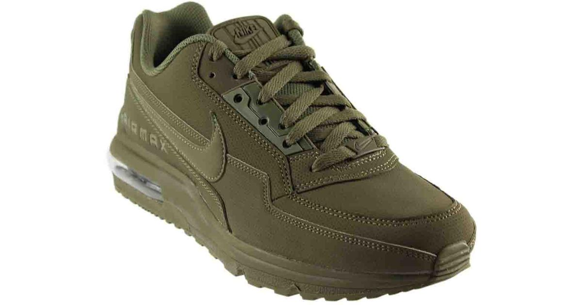 finest selection 53a40 43b20 Nike Air Max Ltd 3 in Green for Men - Lyst