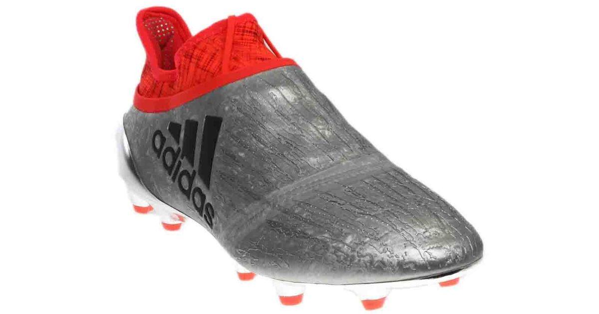 lowest price ec666 a5f19 Adidas - Black X 16+ Purechaos Fg for Men - Lyst