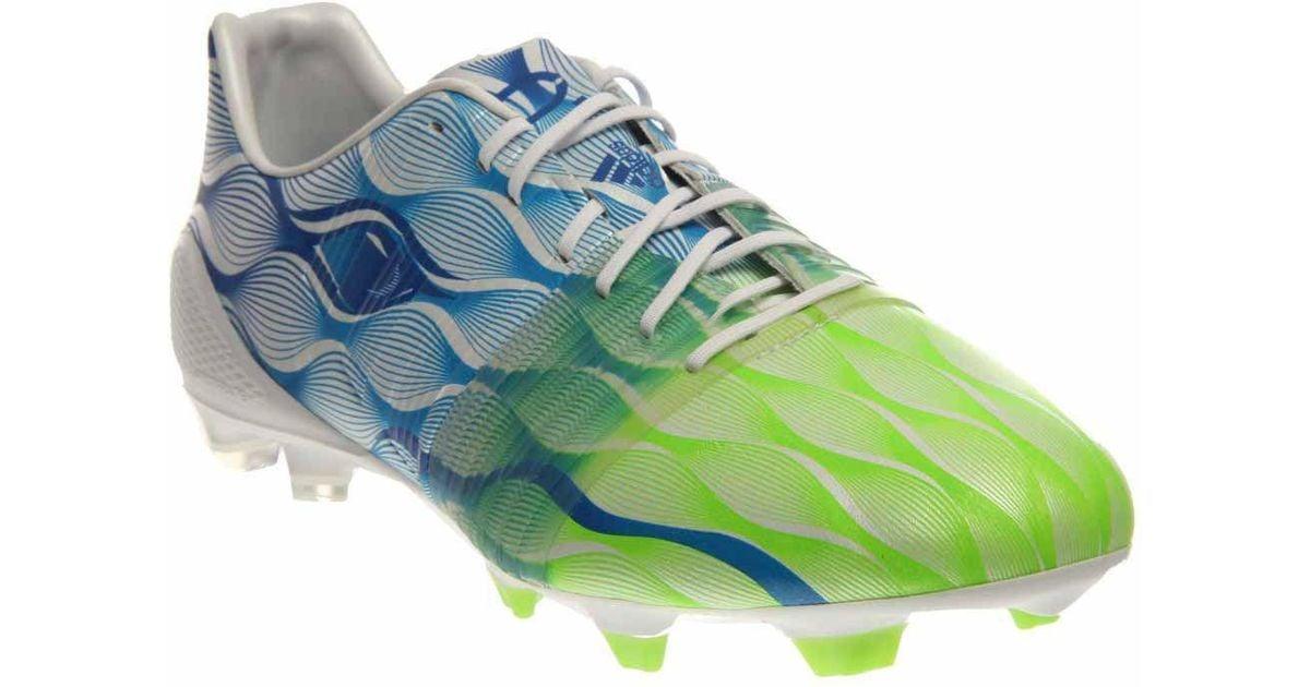 abca726cb30a Lyst - adidas Nitrocharge 1.0 Fg Crazylight in Blue for Men