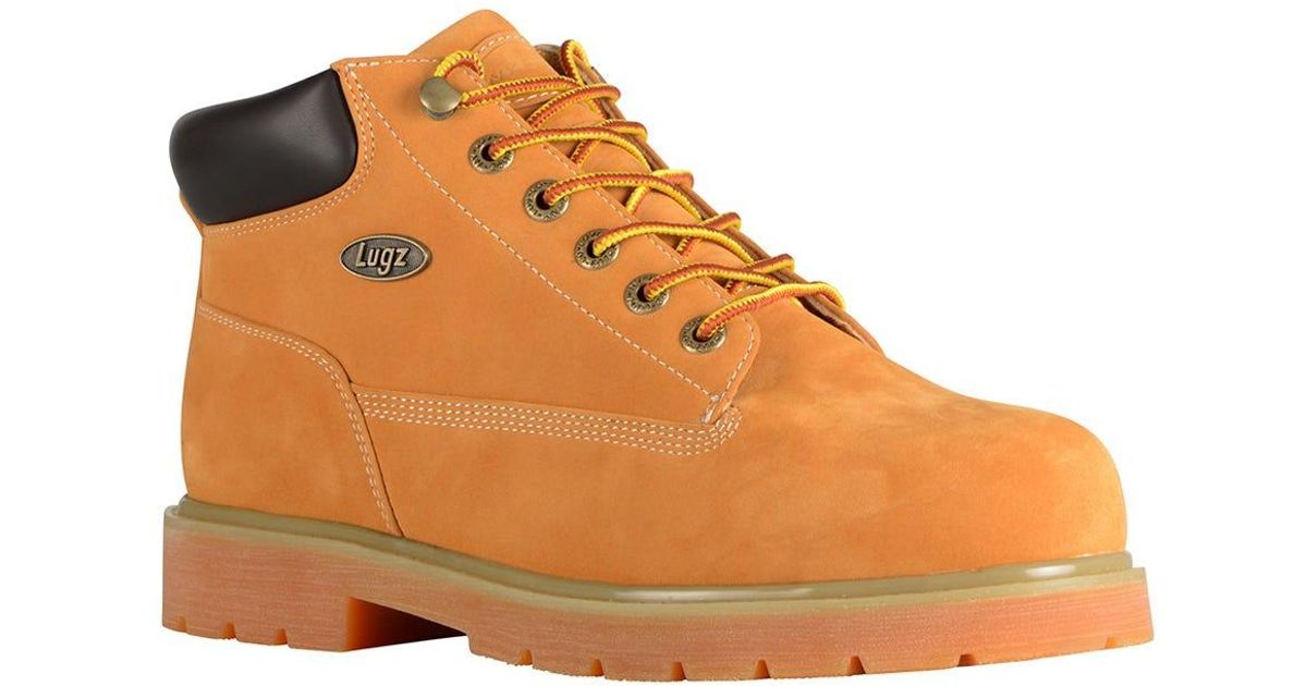 cad7009dc4a Lugz - Multicolor Drifter Mid Steel Toe for Men - Lyst
