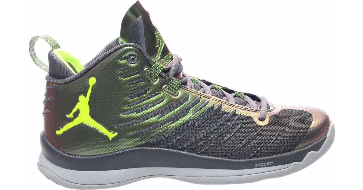 cce33ec59a7 Lyst - Nike Jordan Super Fly 5 for Men