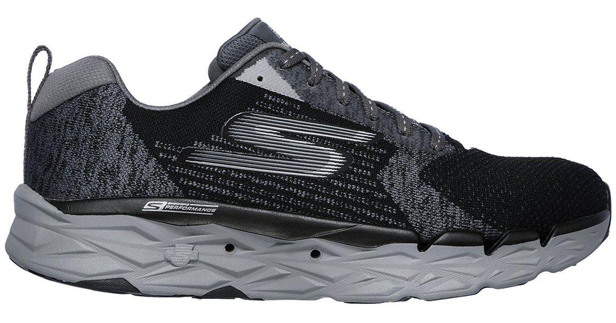 Aturdir inalámbrico Compulsión  Skechers Gorun Maxroad 3 Ultra in Gray Black (Black) for Men - Lyst