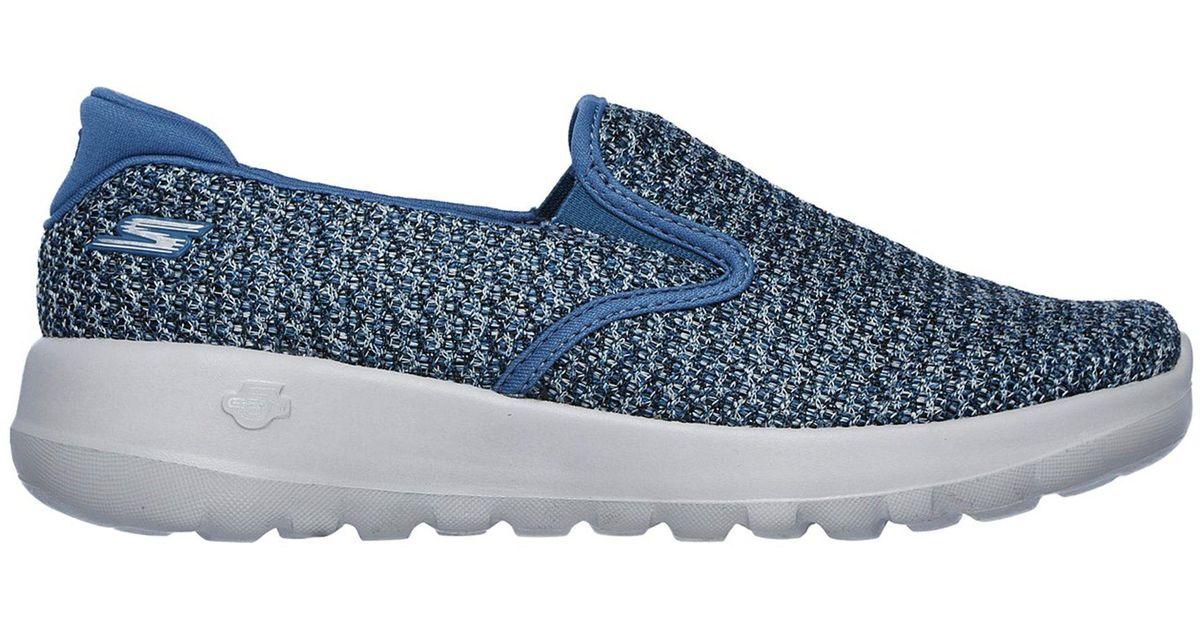 Skechers Gowalk Joy - Seek in Blue - Lyst