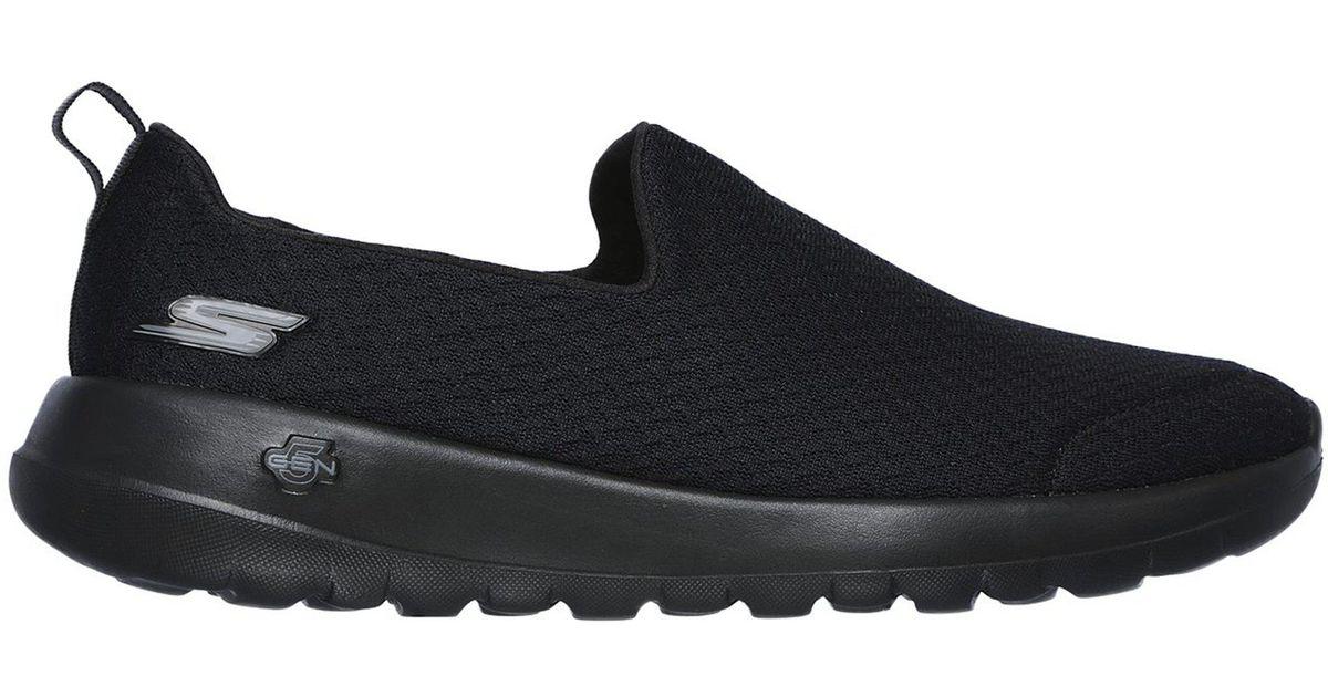 Skechers Gowalk Max - Rejoice in Black